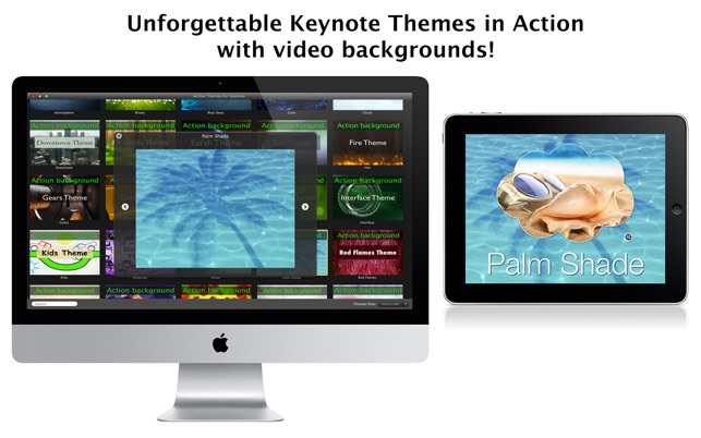 action themes for keynote on the mac app store