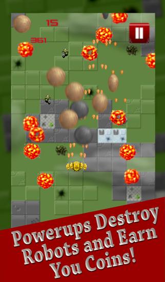 Robot Wars: Mech Rampage Dead Ahead screenshot three