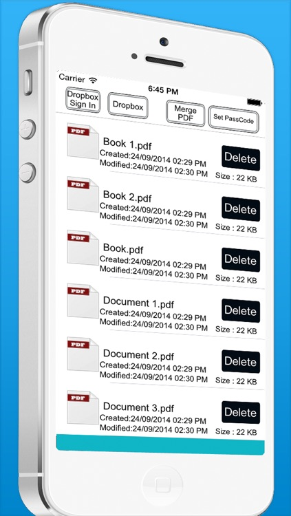 Combine and Join PDF - PDF Merger for iPhone and iPad
