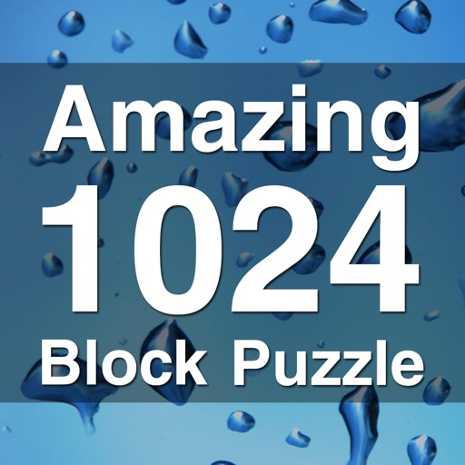 Amazing 1024 Block Puzzle - Best math board game