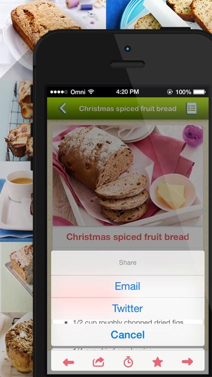 Bread Recipes Free screenshot-4