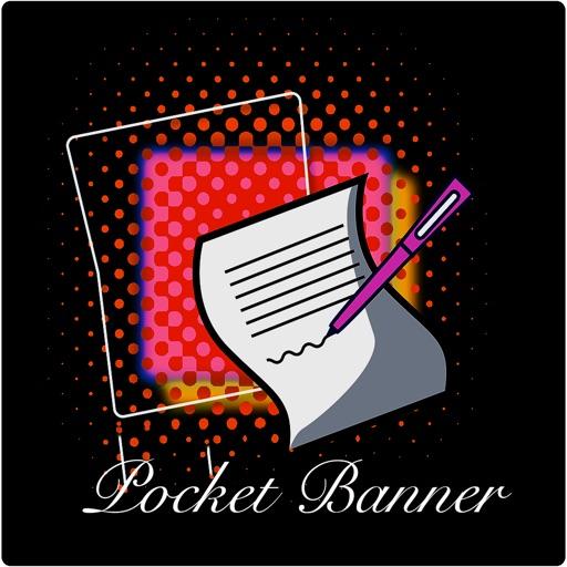 Pocket Banner