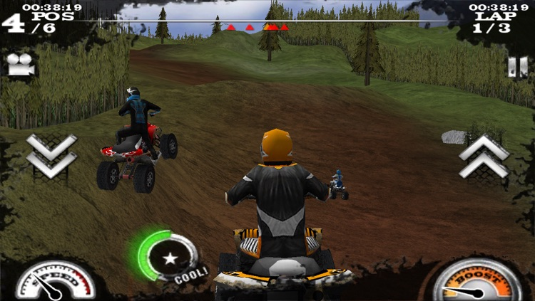 Dirt Moto Racing screenshot-0