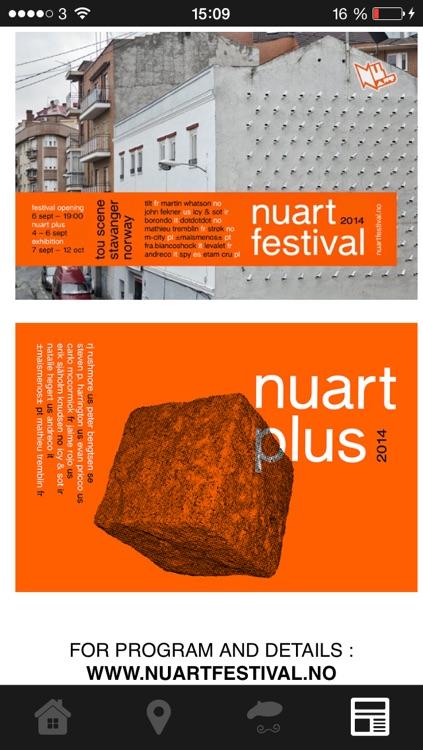 Nuart Festival - Geo Street Art screenshot-4
