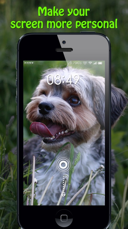 Dog Wallpapers & Backgrounds HD - Home Screen Maker with Cute Themes of Dog Breeds screenshot-3