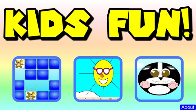 Kids Fun - Card Matching, Coloring Book, Physics Puzzle Game ...