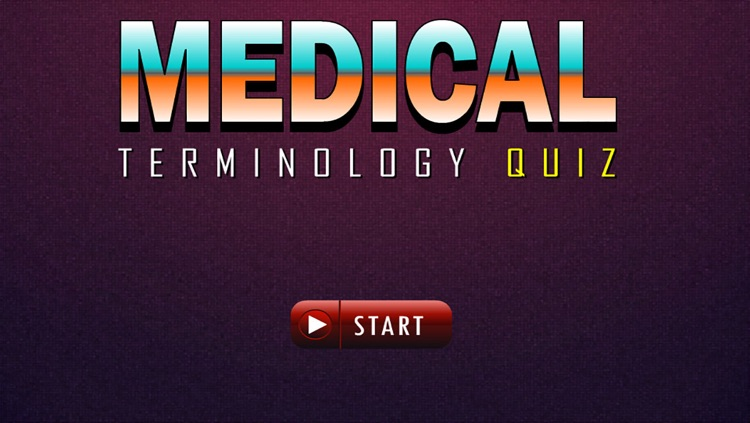 Medical Terminology Quiz (Terms of Anatomy)
