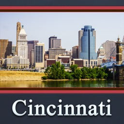Cincinnati City Offline Travel Guide