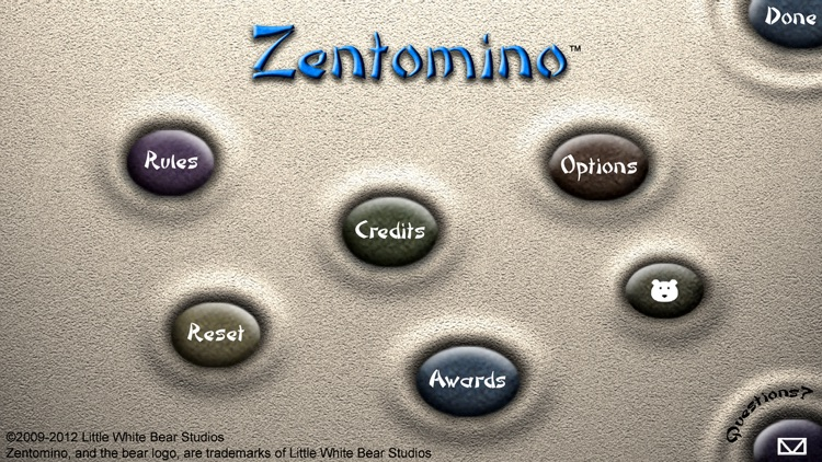 Zentomino - Relaxing alternative to tangram puzzles screenshot-3
