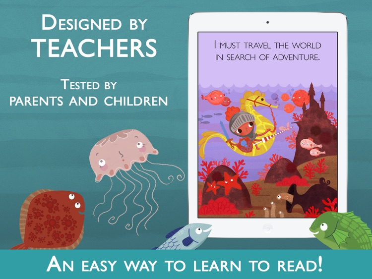 Teach me to read – Sir Jon the knight, an Educational Montessori Tool with Activities and Books for Learn to Read. screenshot-4