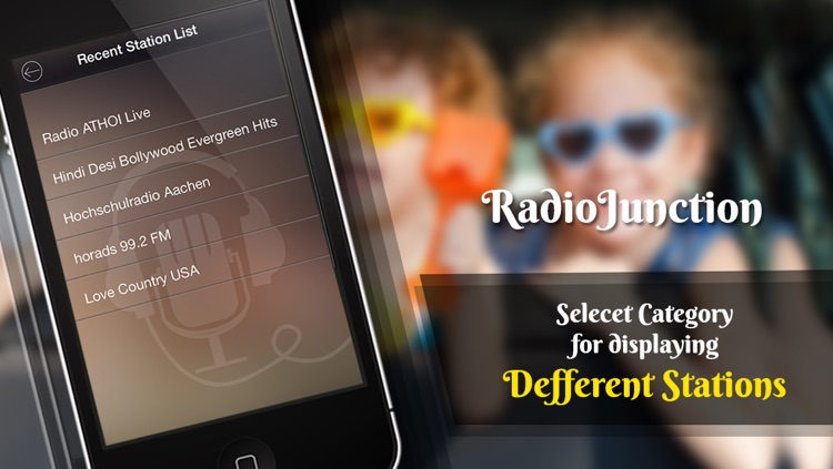 RadioJunction- A FREE FM Radio Online App to Listen your Favorite Radio Stations right on your Device screenshot-3