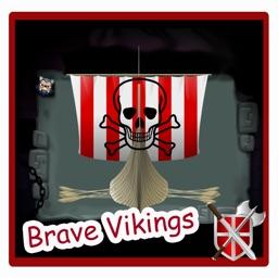 Brave vikings dungeon of doom