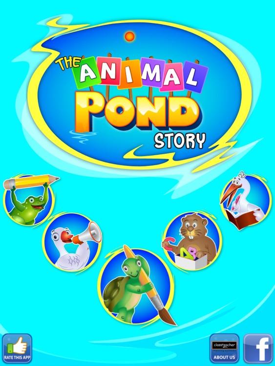 Kids Story eBook : Animal Pond