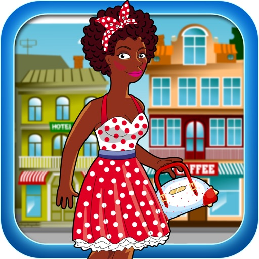 Style and Design the Superstar Cartoon Family Game Ad Free