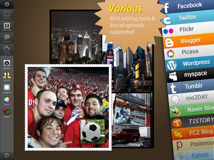 PhotoShake! for iPad screenshot-3