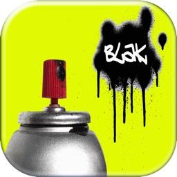Blak Le Rat - Grafitti Edition