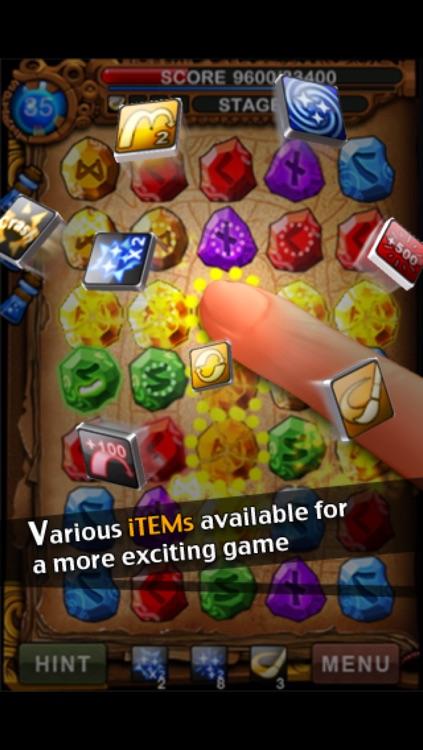 RuneMasterPuzzle screenshot-4