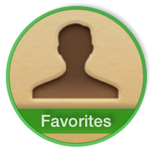 myFavorites (speed dial, sms, and email your favorites)