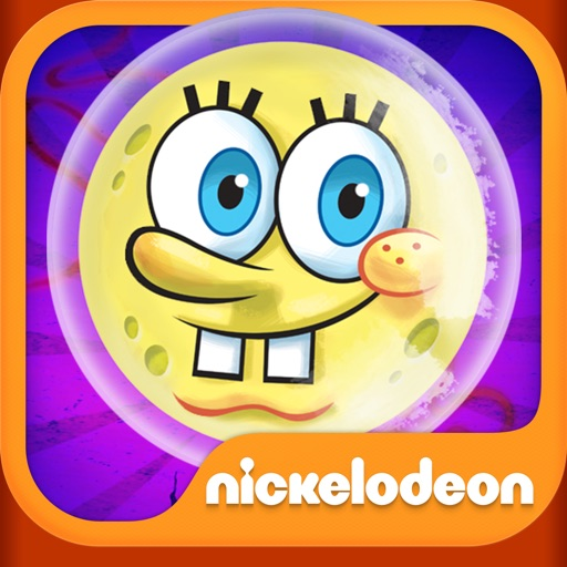 SpongeBob Marbles & Slides HD icon