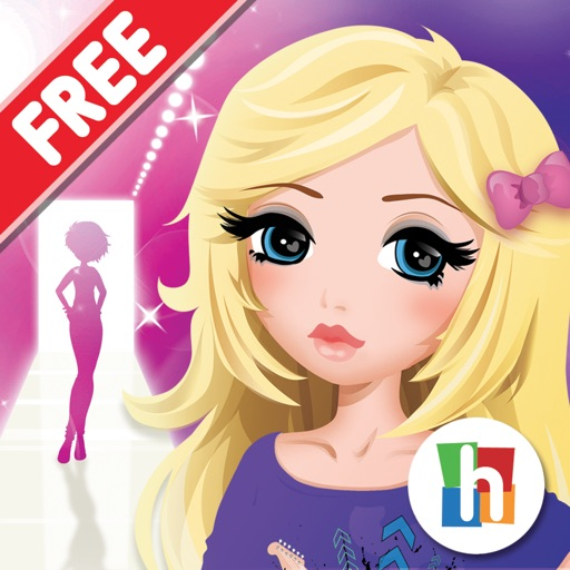 Glamour Girl™ - T-Shirt Designer Free icon