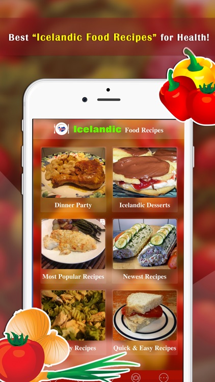 Icelandic food recipes by truc quynh icelandic food recipes forumfinder Gallery