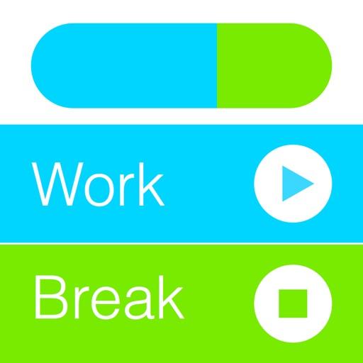 WorkBreak - Контролируй своё время.
