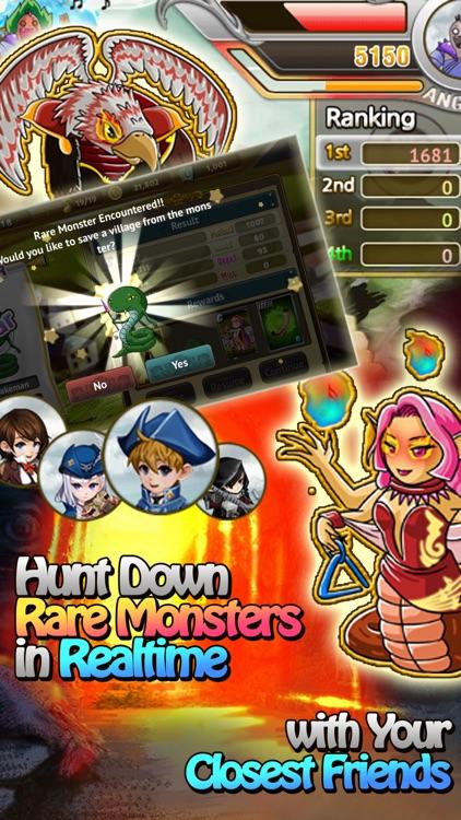 Song of Hero : Music RPG screenshot-4