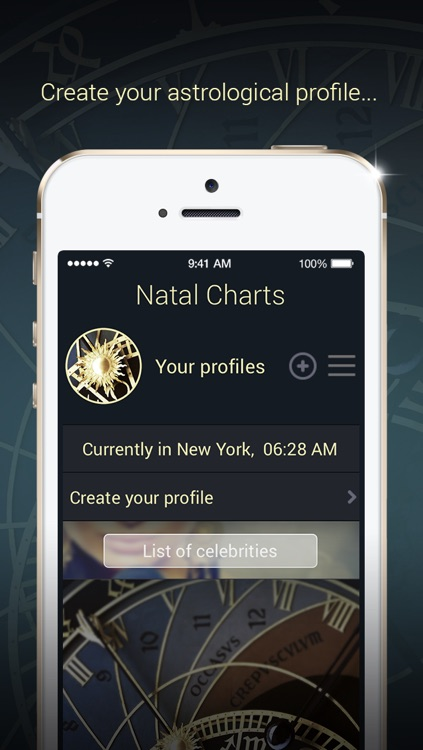 Natal Charts screenshot-0