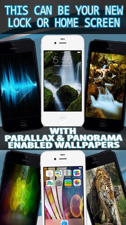 Parallax Wallpapers & Panorama Backgrounds screenshot-3