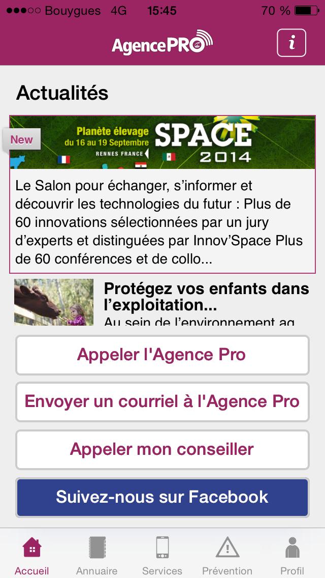 Agence Pro Groupama Loire Bretagne