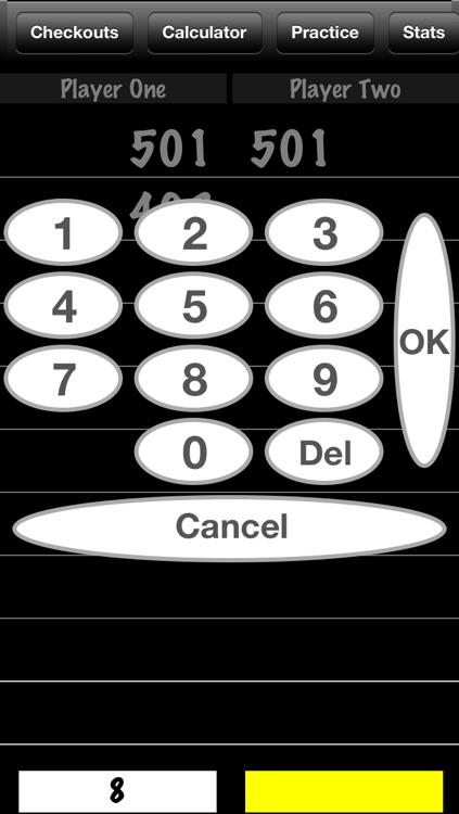 Darts Scorer -darts scoring made easy