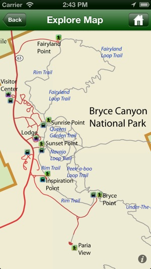 Bryce Canyon National Park on the App Store