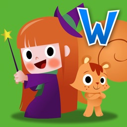 Waka: Squinky & the Witch - Interactive Animated Story for Kids to learn Colour, Shapes and Sizes