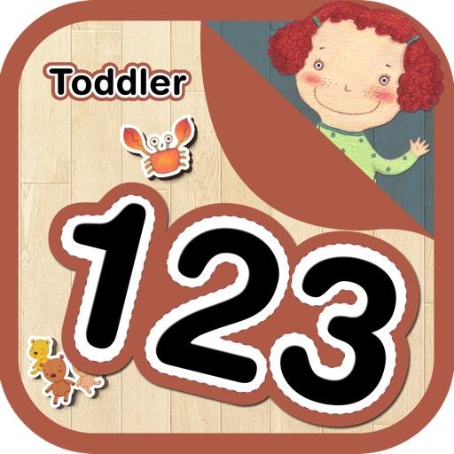 Toddler Number 123 (Free Version) icon