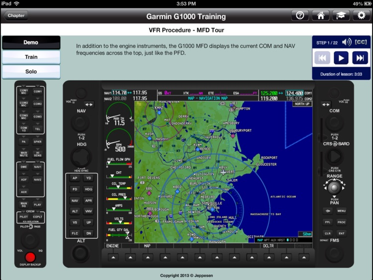 Garmin G1000 Training Bundle screenshot-4