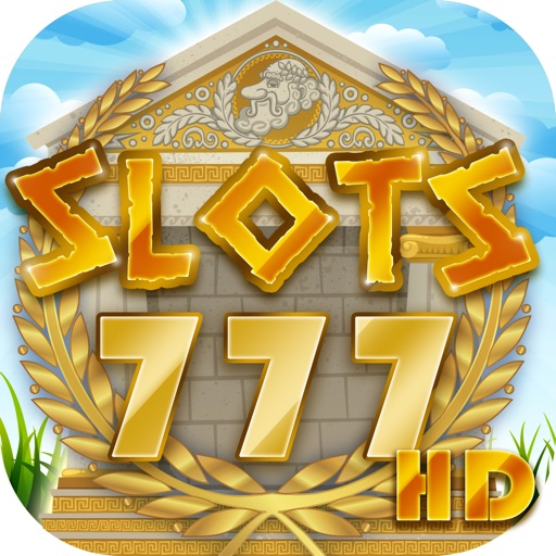 Ace Classic Slots Zeus Way - Age Of Titans Slot Machine Games HD