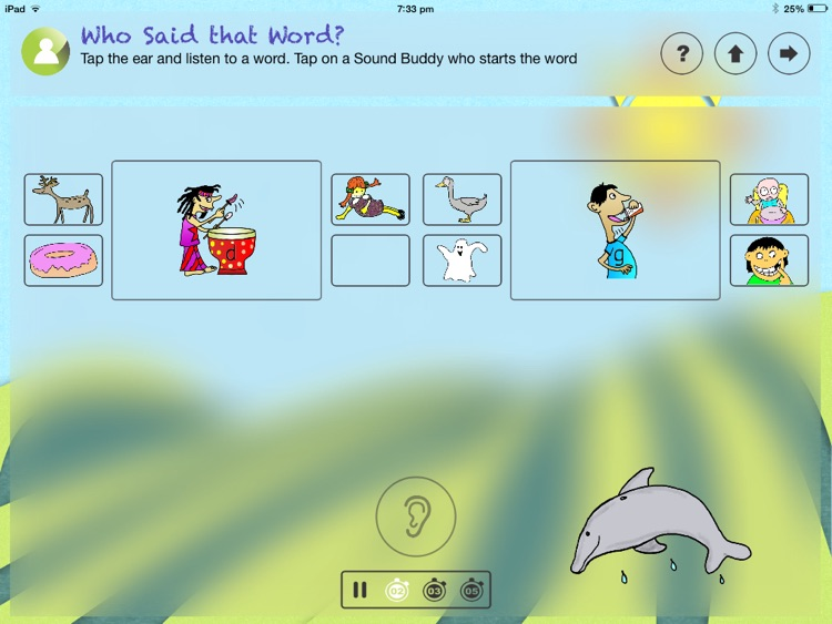Speech Sounds For Kids Lite - Australian Edition screenshot-3