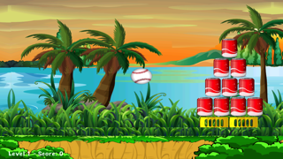 Can Toss - Total Knockdown screenshot three