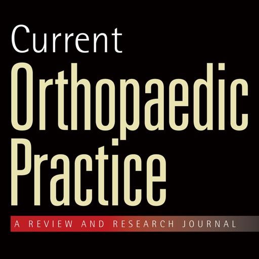 Current Orthopaedic Practice