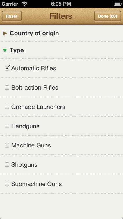 Twentieth-century Small Arms screenshot-3