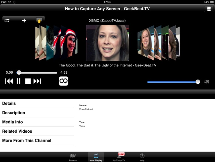 LG TV Media Player HD screenshot-3
