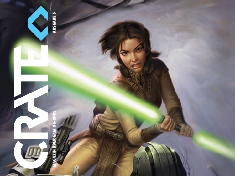 """CRATE 5: """"Star Wars: Knights of the Old Republic""""-Edition"""