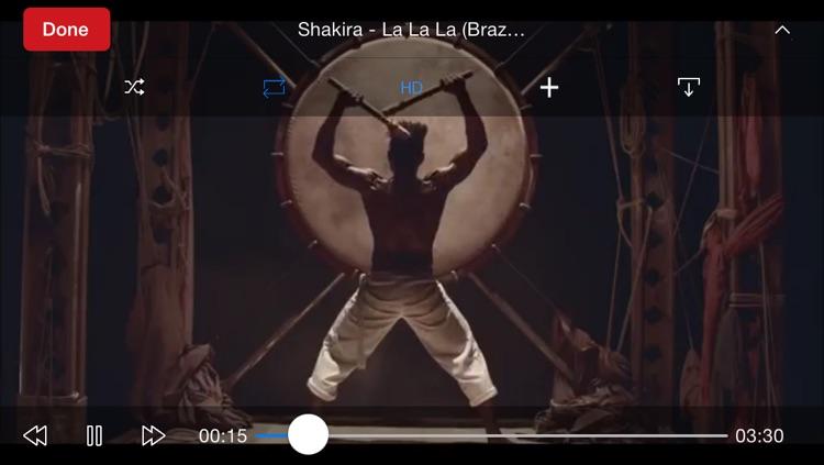 YouHub Free - Youtube Music Edition screenshot-4