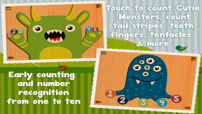 Cutie Mini Monstersのおすすめ画像3
