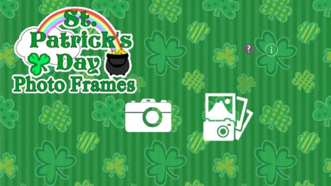St Patricks Day Photo Frames On The App Store
