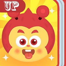 Kids Story Books-Lampi1 (preposition UP)