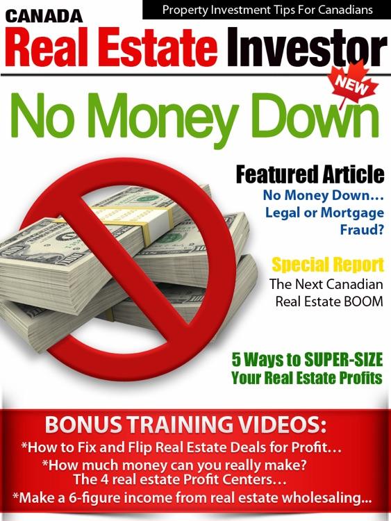 Real-Estate Investor Magazine - Insider Investing Tips for Equity Lender Short-Sales & Title Assets