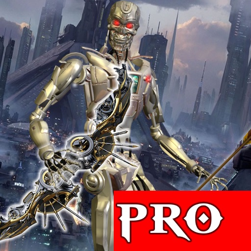 Archer Robot PRO - The Real Machine Arrow War Experience