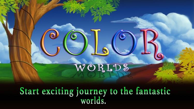 Color Worlds screenshot-0