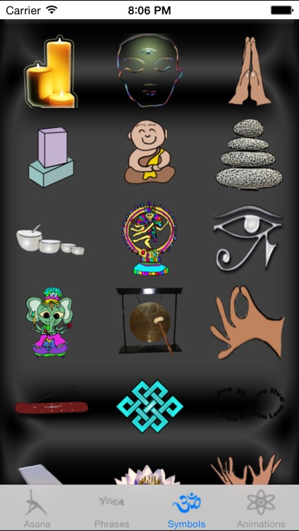 Yoga Moji screenshot-2